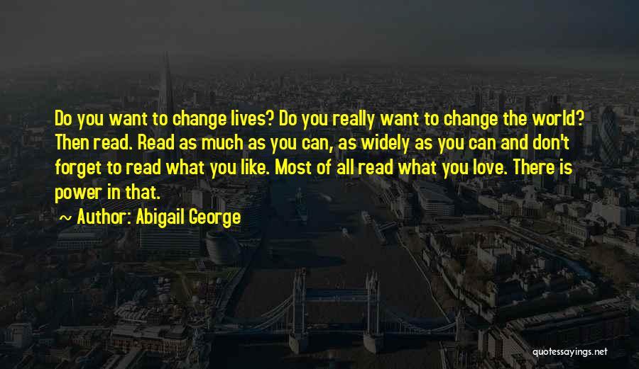 Abigail George Quotes 834743