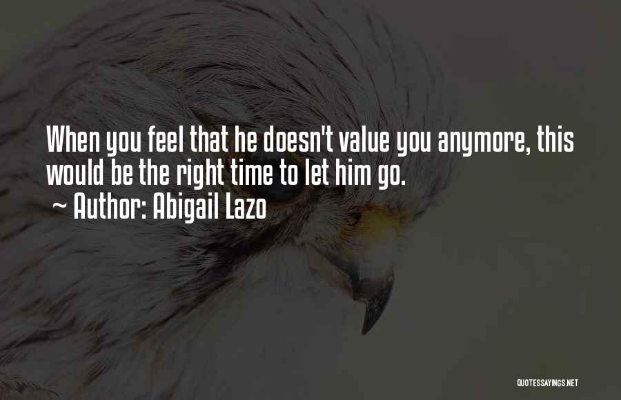 Abigail Lazo Quotes 1460971