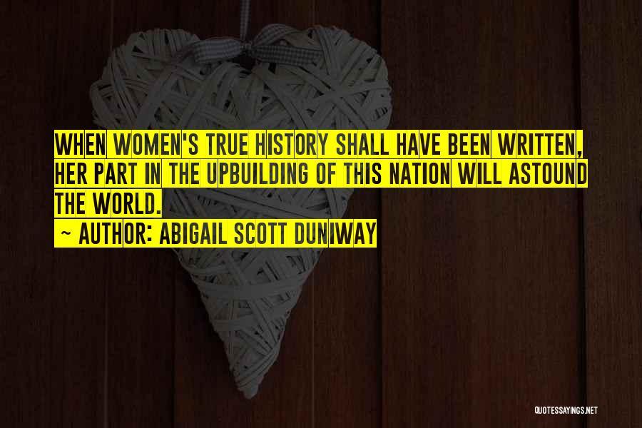 Abigail Scott Duniway Quotes 1401424
