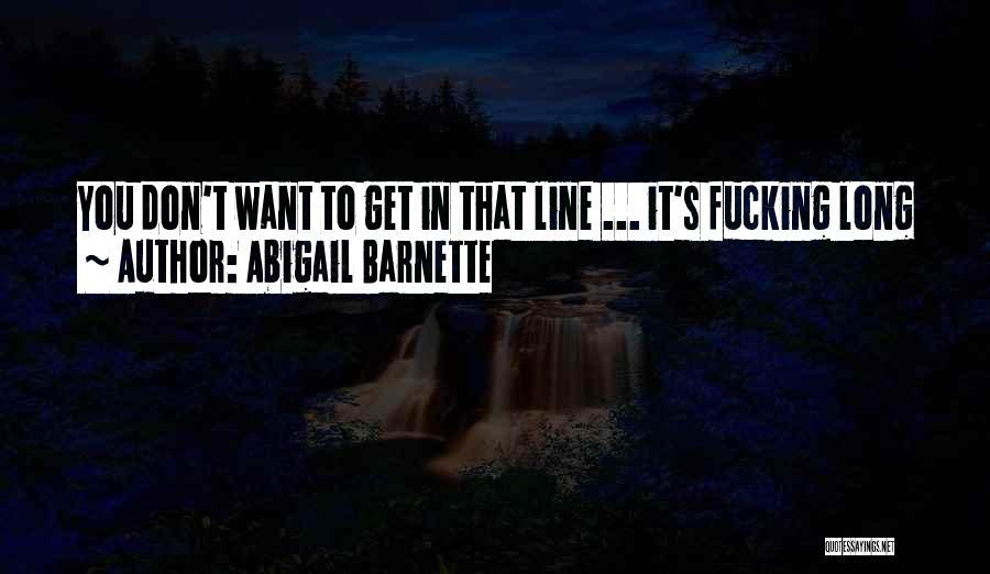 Abigail's Quotes By Abigail Barnette