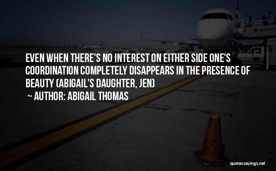 Abigail's Quotes By Abigail Thomas