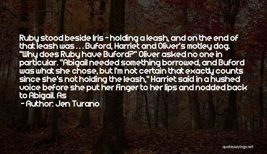 Abigail's Quotes By Jen Turano