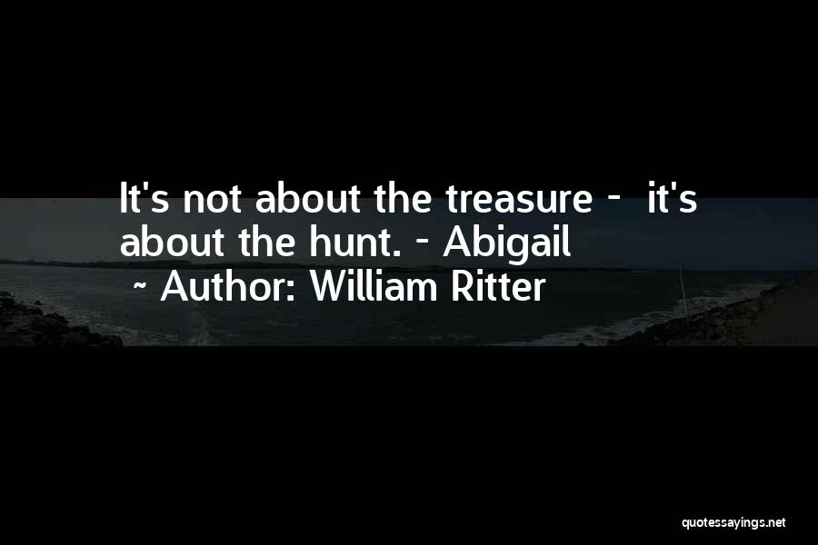 Abigail's Quotes By William Ritter