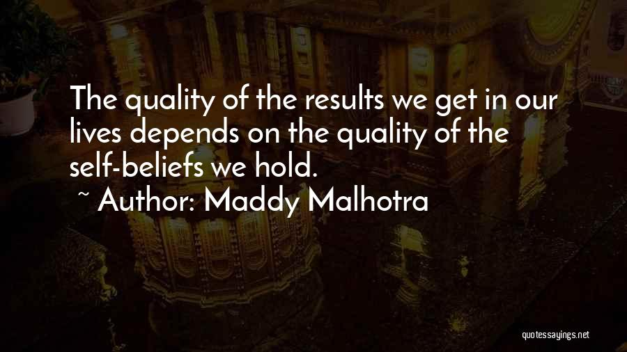 Ability To Succeed Quotes By Maddy Malhotra