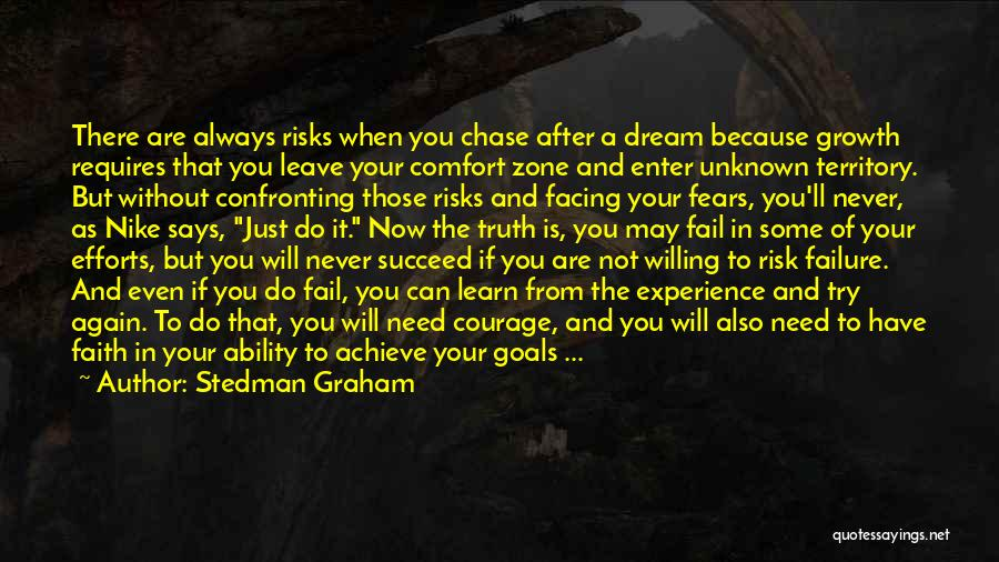Ability To Succeed Quotes By Stedman Graham
