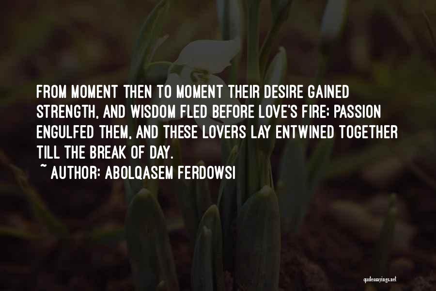 Abolqasem Ferdowsi Quotes 1257993