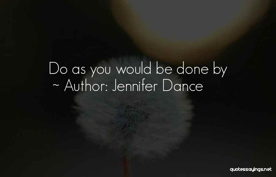 Aboriginal History Quotes By Jennifer Dance