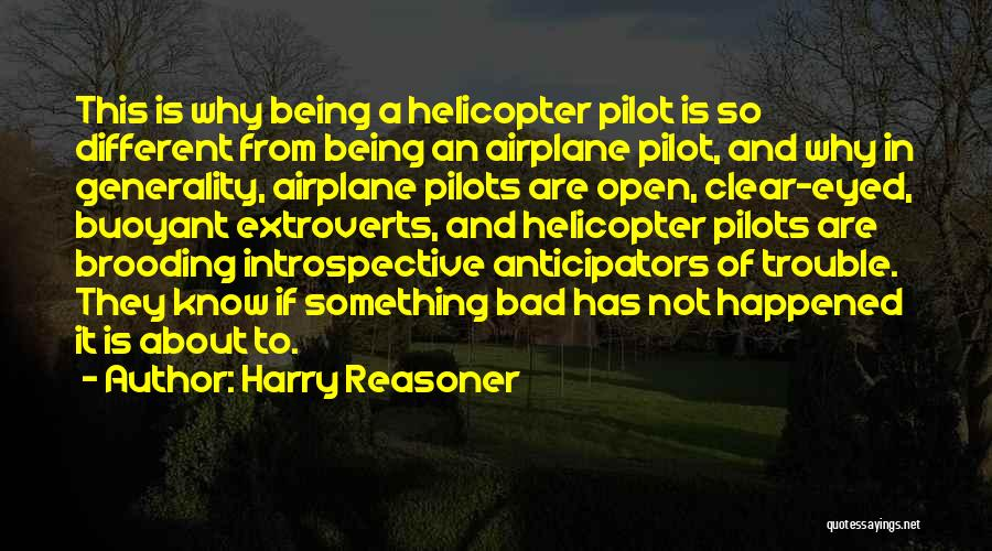 About Being Different Quotes By Harry Reasoner