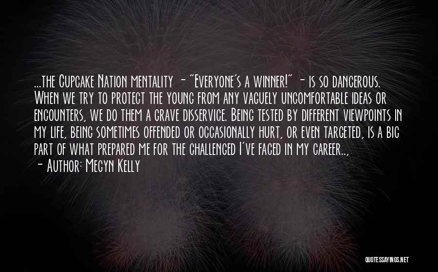 About Being Different Quotes By Megyn Kelly