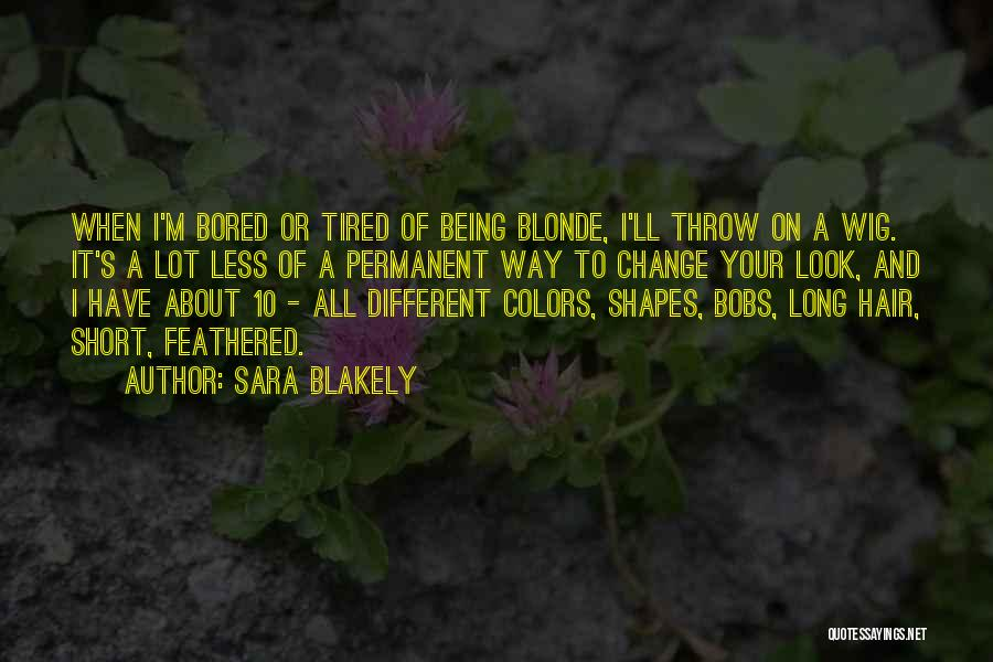 About Being Different Quotes By Sara Blakely
