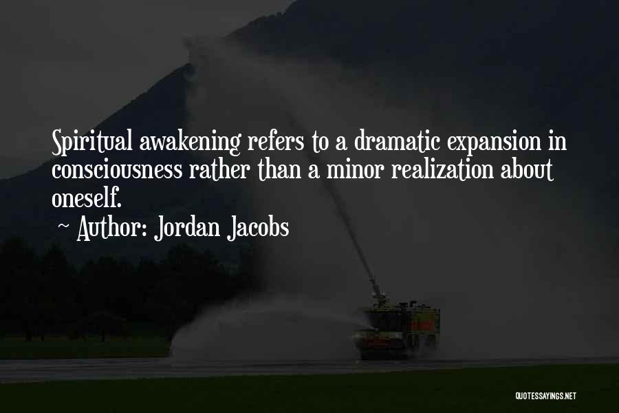 About Oneself Quotes By Jordan Jacobs