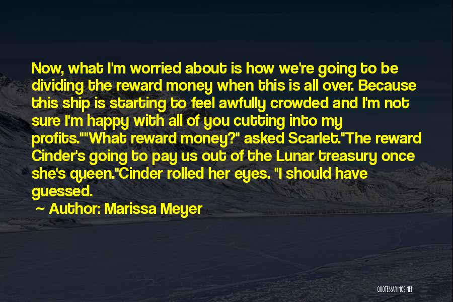 About The Moon Quotes By Marissa Meyer