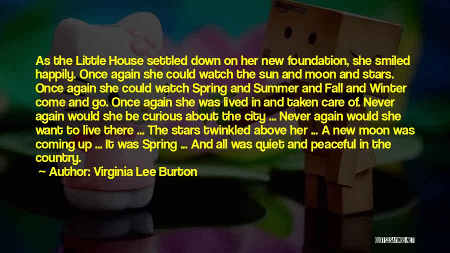About The Moon Quotes By Virginia Lee Burton