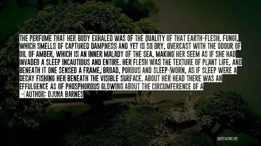 About The Sea Quotes By Djuna Barnes