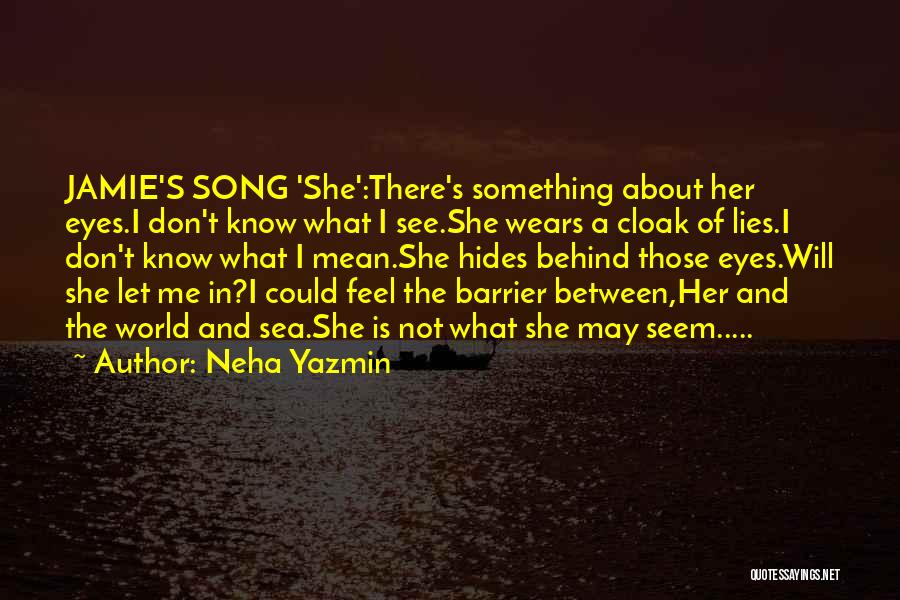 About The Sea Quotes By Neha Yazmin