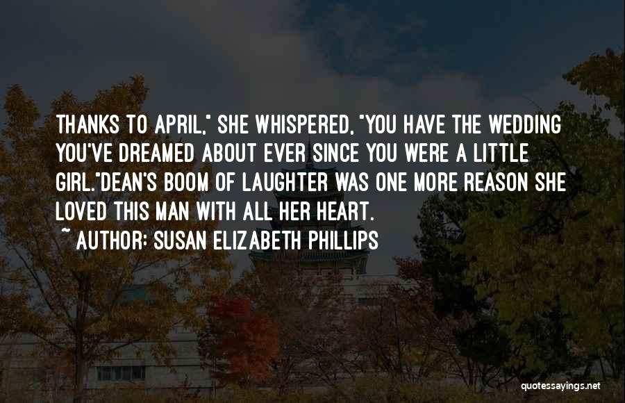 About You Love Quotes By Susan Elizabeth Phillips