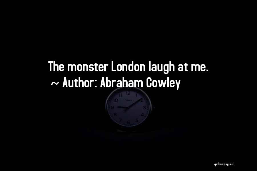 Abraham Cowley Quotes 1049847
