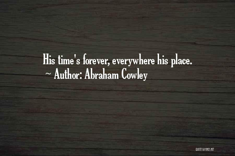 Abraham Cowley Quotes 1810713