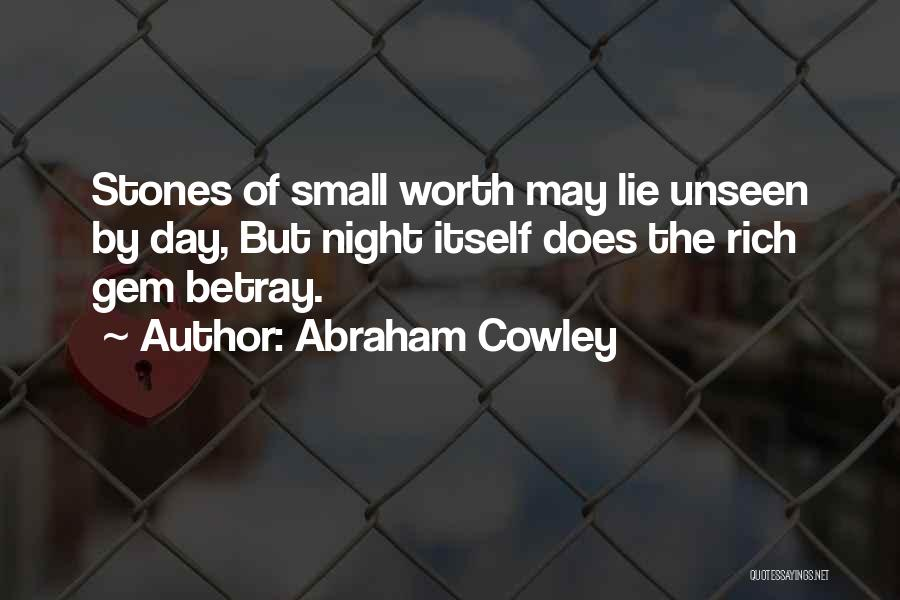 Abraham Cowley Quotes 1913403