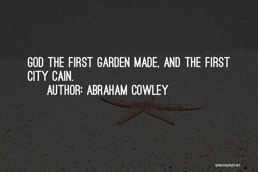 Abraham Cowley Quotes 2104647