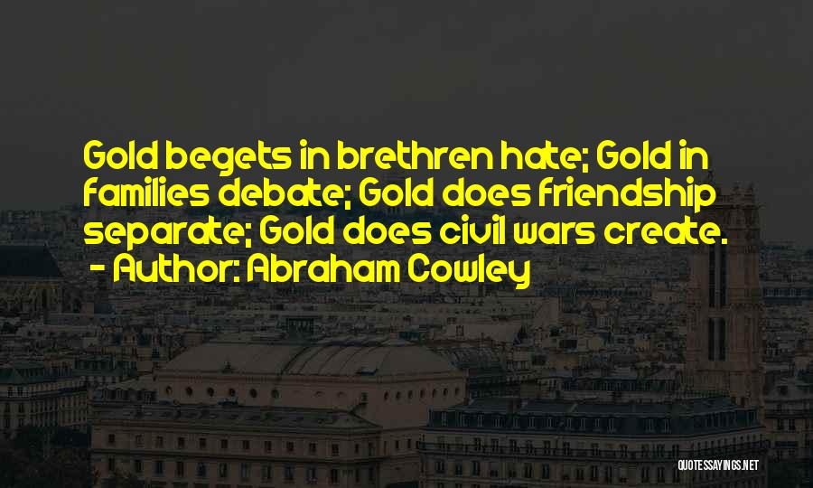 Abraham Cowley Quotes 2127268