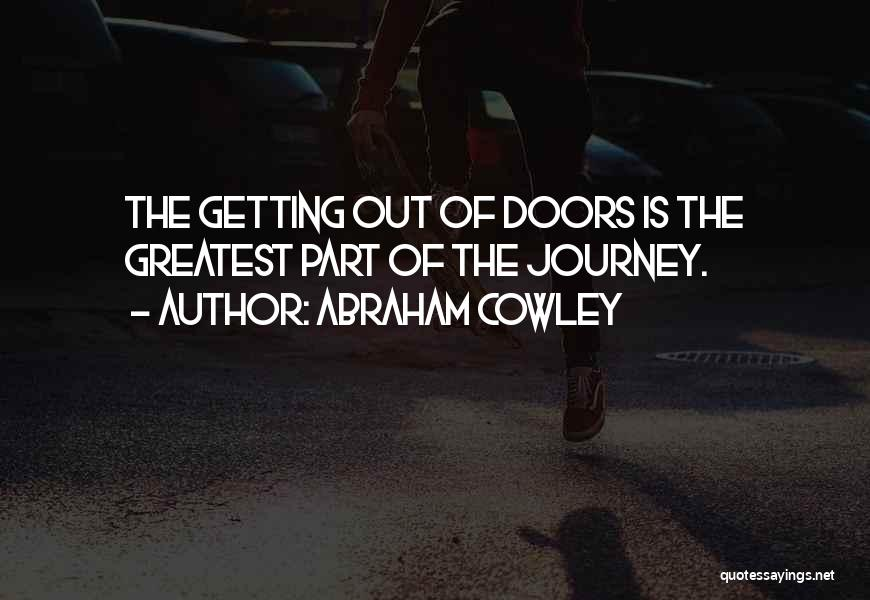 Abraham Cowley Quotes 85225