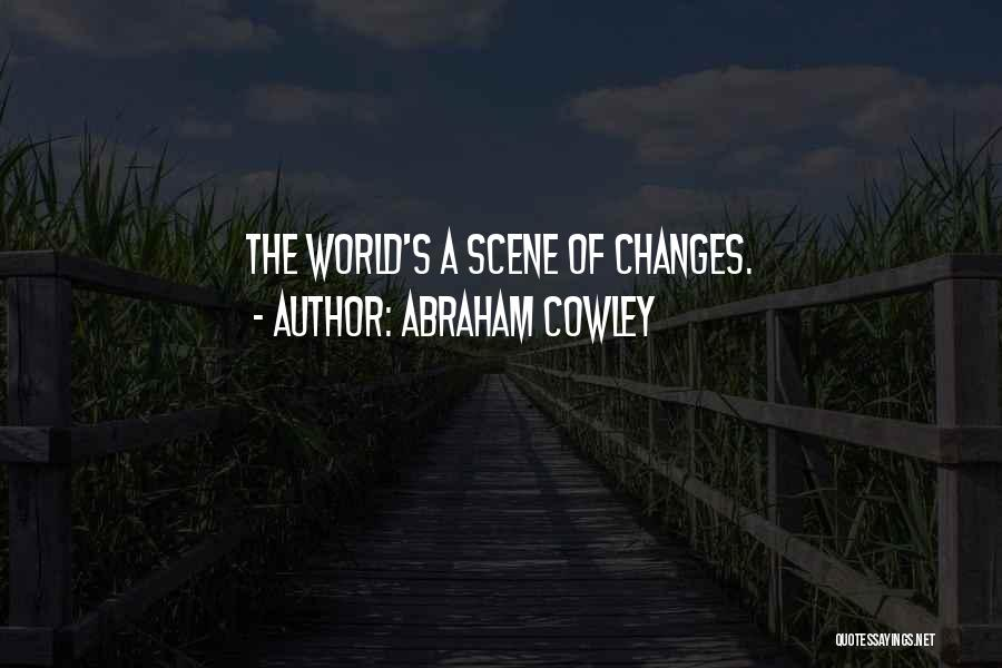 Abraham Cowley Quotes 989755