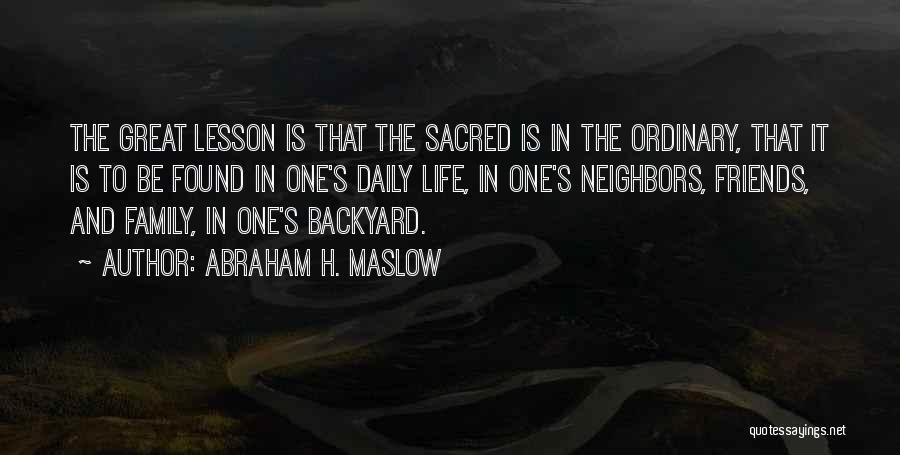 Abraham H. Maslow Quotes 1574092