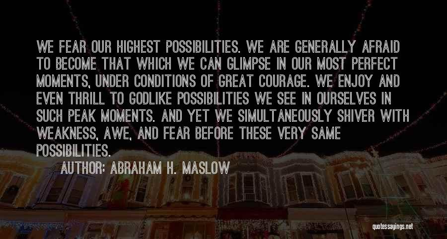 Abraham H. Maslow Quotes 2029568