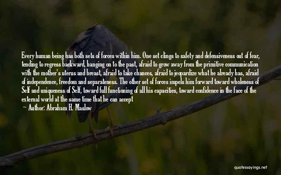 Abraham H. Maslow Quotes 446498