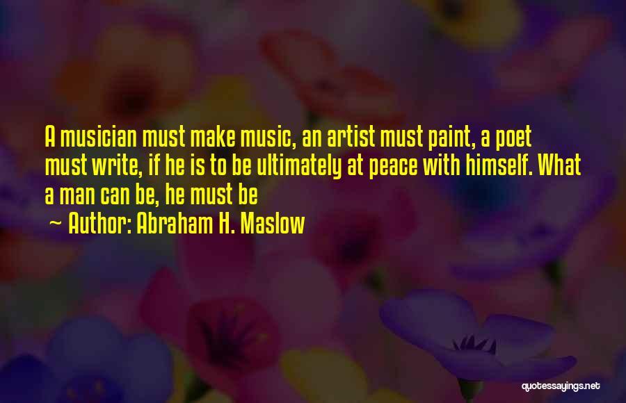 Abraham H. Maslow Quotes 976931