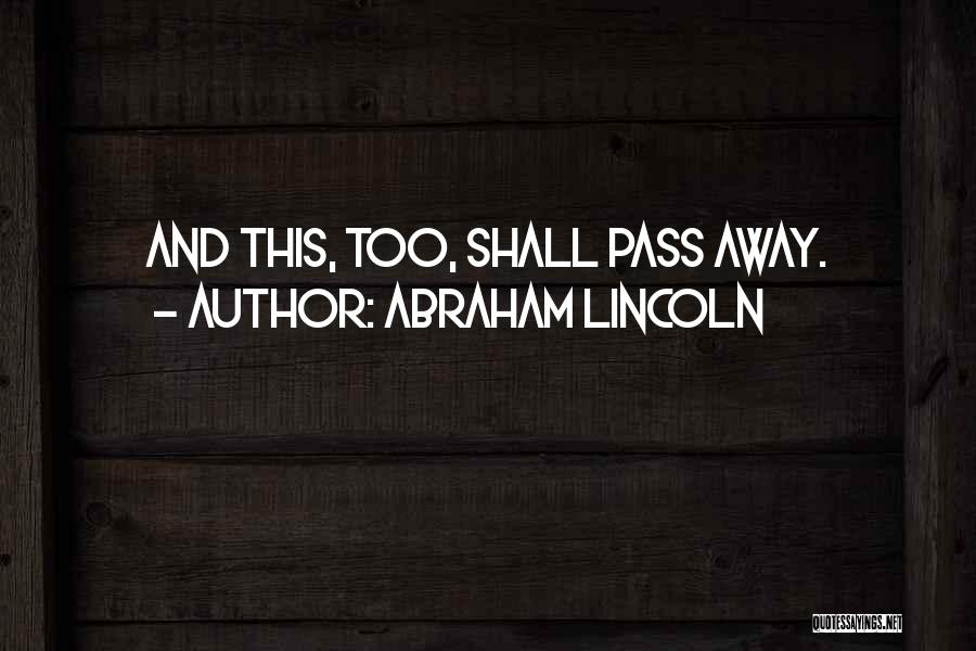 Abraham Lincoln Quotes 1113394