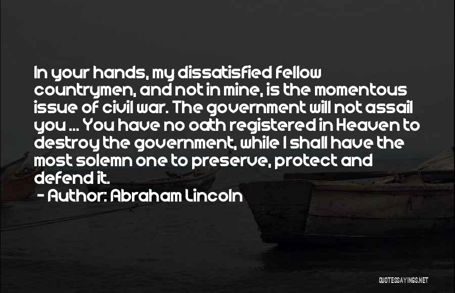 Abraham Lincoln Quotes 118442