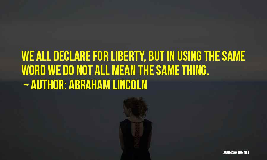 Abraham Lincoln Quotes 1225375