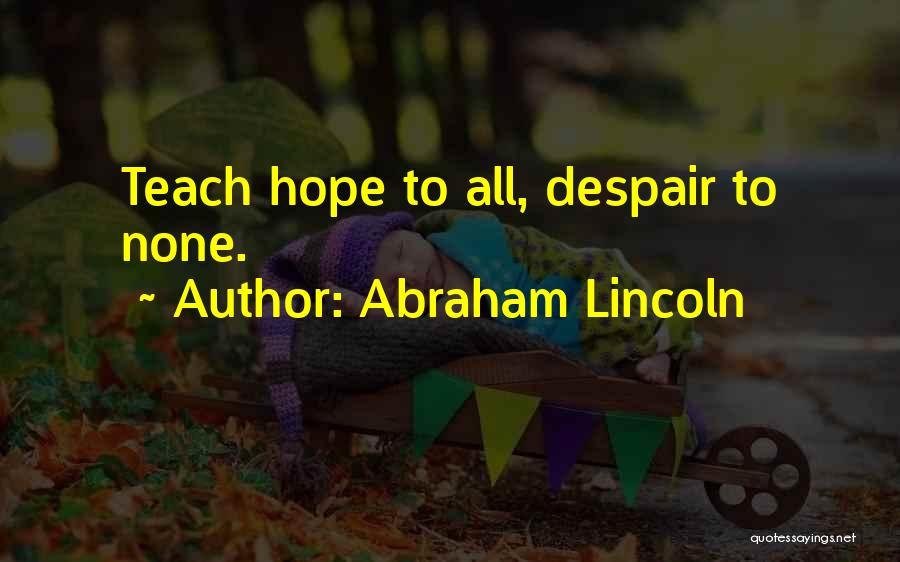 Abraham Lincoln Quotes 194097