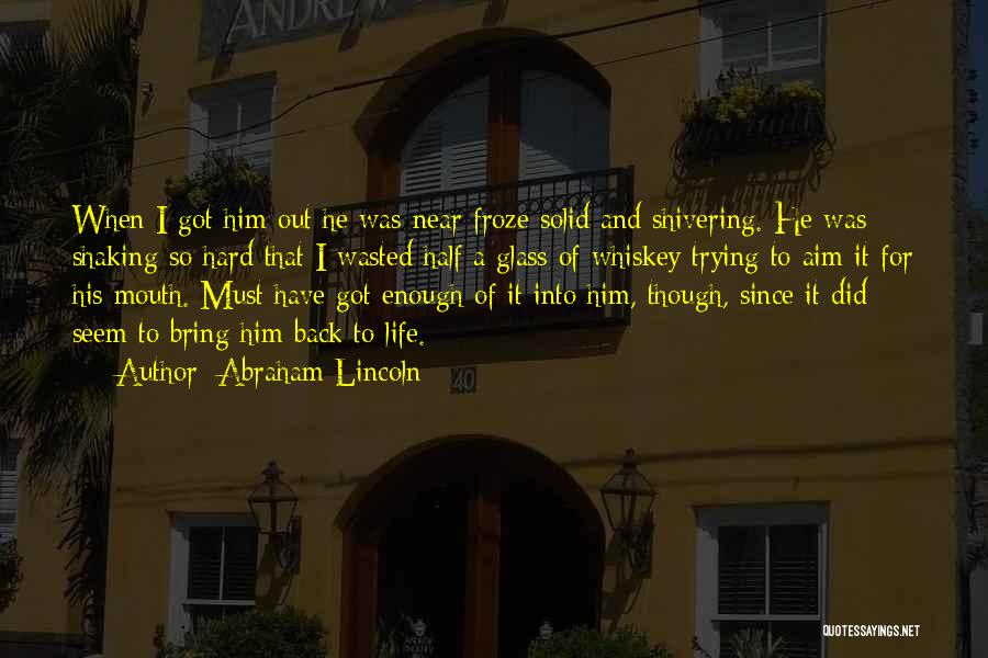 Abraham Lincoln Quotes 334039