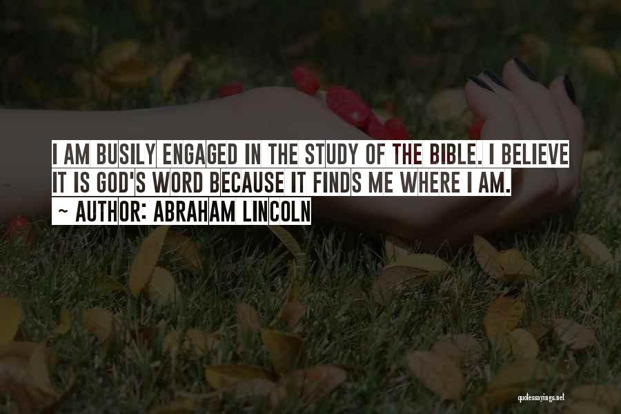 Abraham Lincoln Quotes 466362