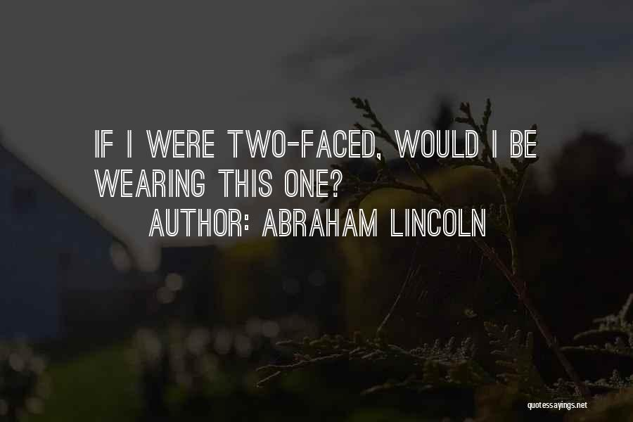 Abraham Lincoln Quotes 816494