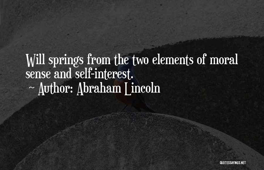 Abraham Lincoln Quotes 828528