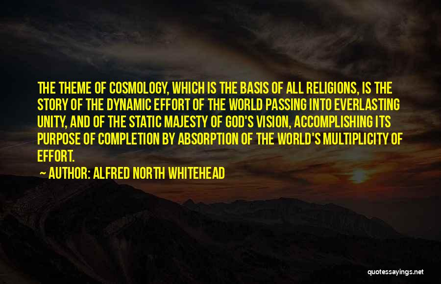 Absorption Quotes By Alfred North Whitehead