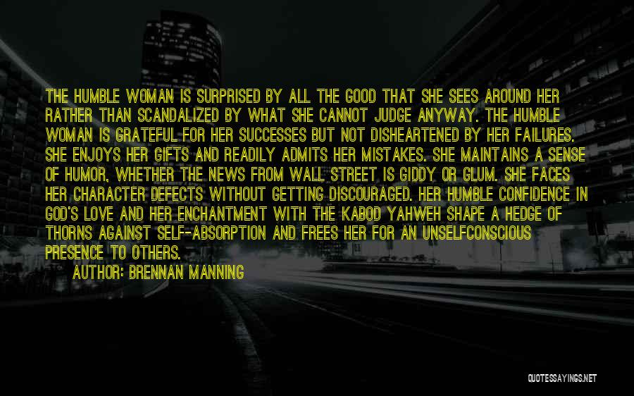 Absorption Quotes By Brennan Manning