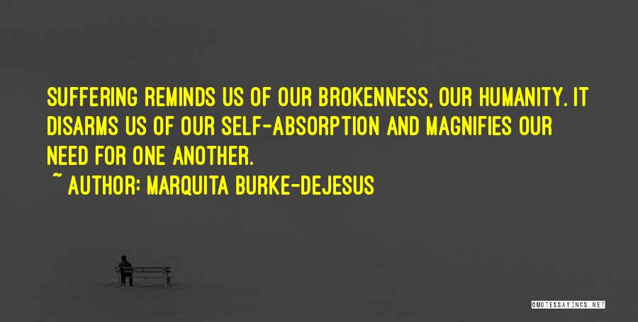 Absorption Quotes By Marquita Burke-DeJesus