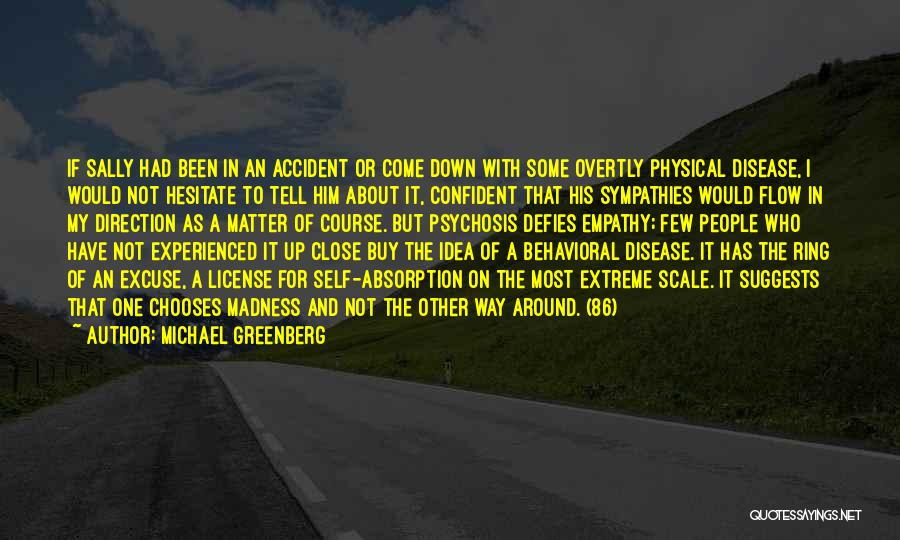 Absorption Quotes By Michael Greenberg