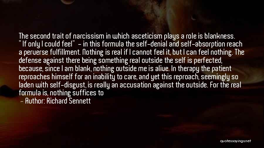 Absorption Quotes By Richard Sennett