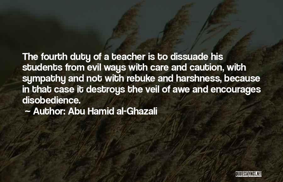 Abu Hamid Al-Ghazali Quotes 1399555