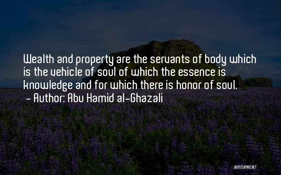 Abu Hamid Al-Ghazali Quotes 1783625