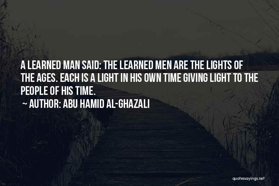 Abu Hamid Al-Ghazali Quotes 1815433