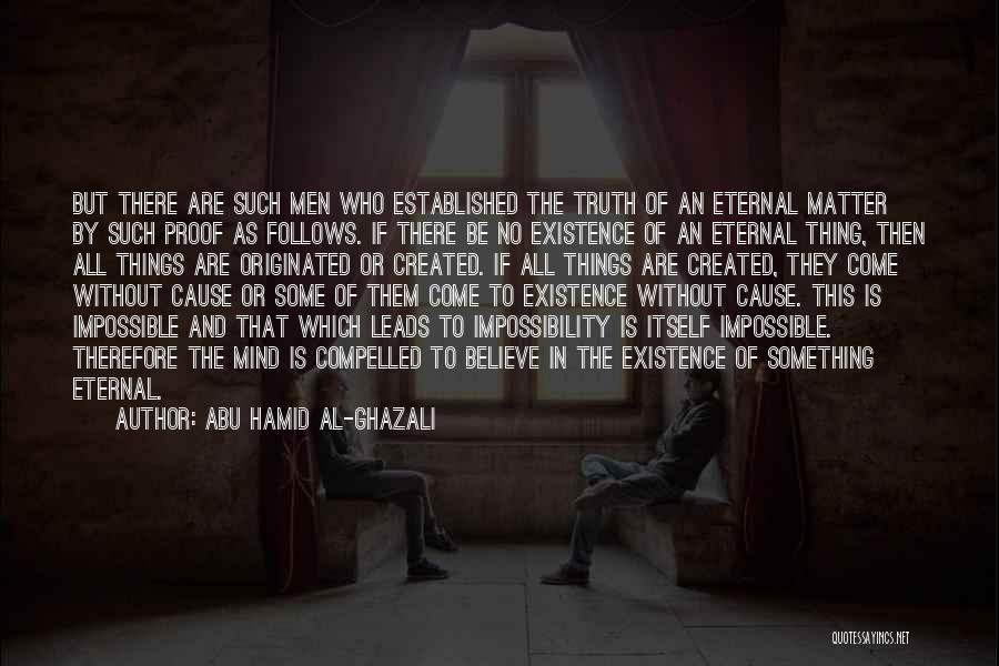Abu Hamid Al-Ghazali Quotes 2110395