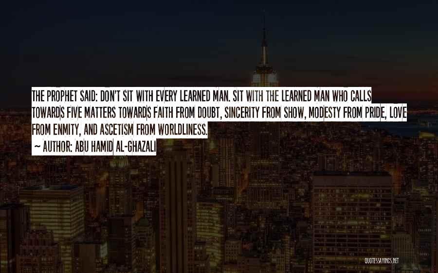 Abu Hamid Al-Ghazali Quotes 638049