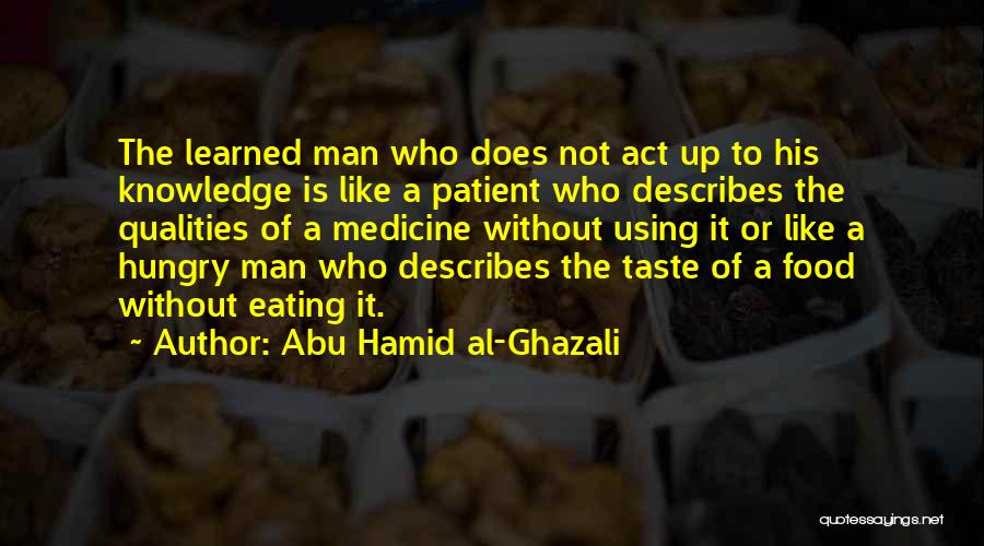 Abu Hamid Al-Ghazali Quotes 80140